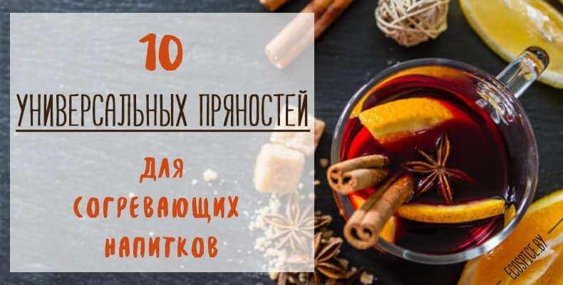Рецепты напитков со специями