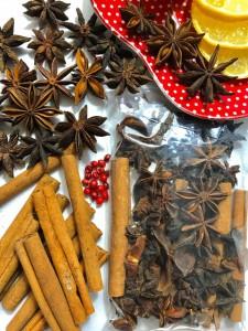 смесь пряностей для чая и кофе
