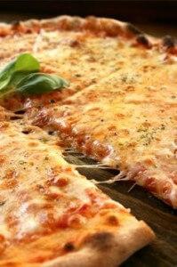Пицца с орегано